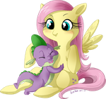 Oh, Fluttershy by RichiHart