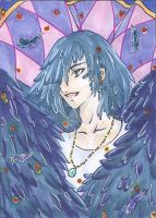 #022 Hauro [Howl's Moving Castle] by LunarTime