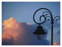 Street lamp by vampir16