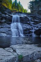 Laverty Falls 3 by Brian-B-Photography