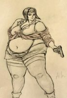 Fat Faye by Ray-Norr