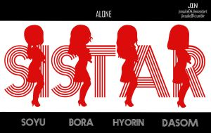 SISTAR Alone by jinsuke04