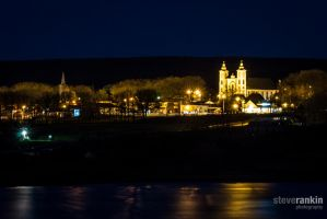 Inverness Lights by steverankin