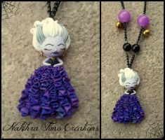 Ursula Disney Villains Designer Collection by Nakihra