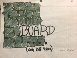 BOARD!!!!!! (Only Half Ideas) by VISIONARYGirl