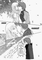 FB+ Kyo Tohru's second kiss+ by Eternal-S