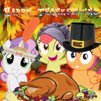 happy thanksgiving by kuren247