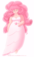 762015 Rose Quartz by KenDraw