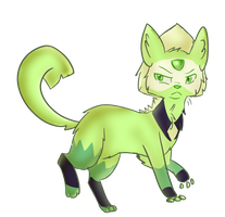 Peridot by Siver-69