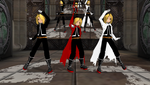 Shadoo's Edward Elric model DL by shadoouge
