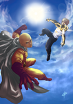 One Punch Man - Fanzine entry by Obsy-3