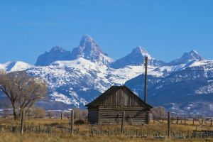 Teton Shed by melly4260