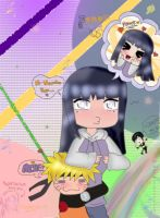 .:Chibi Shippuden NH:Colored:. by Animeluveris12