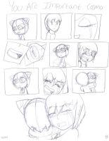 You Are Important Cosmo by SonicHearts