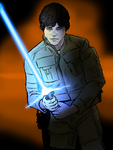 Luke Skywalker by NiteOwl94