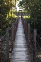 Suspension Foot Bridge by The1cookie2monster3