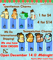Re-Release Gentlemon - Christmas Time by Pluffers