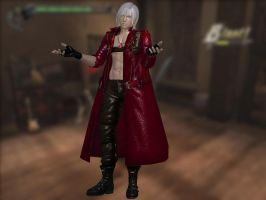 DMC 3 Dante by WolfArchangel