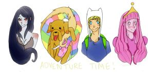 TO ADVENTUUURE... by Amy-Zilla
