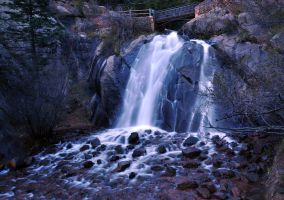 Helen Hunt Falls by ps8thrice