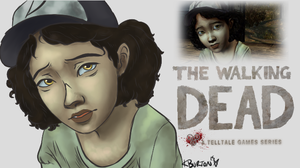 Clementine - The Walking Dead by Styl-Fly