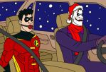 Tim and the Joker by VoteDave