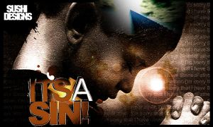 Its A Sin by SushiDesigns1
