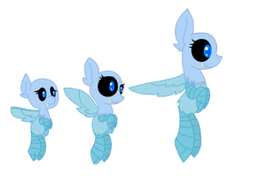 Harpies Bases by snowkit96
