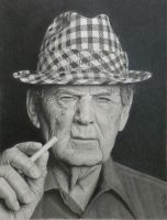 Bear Bryant by jeffro70