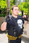 Punisher Cosplay 1 by soulysephiroth