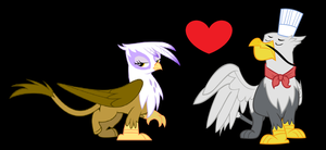 Gilda and Gustave by 3D4D