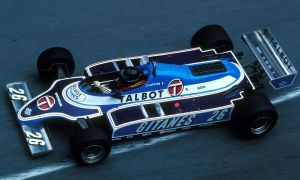 Jacques Laffite (Monaco 1981) by F1-history