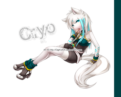 - - - .Cryo. - - - by DigiKat04