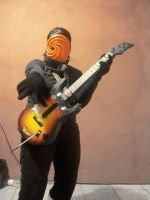 Tobi cosplay: guitar hero by tobiuchiha777