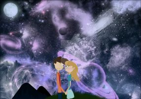 You Are My Universe by Zeldamusiclover99