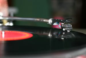 Turntable Closeup by oofer
