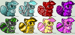 ||Epic Kitteh Adopts||Cheap-OPEN|| by EspeonUmbreonLover