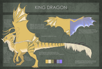 King Dragon Entry by LostEventideStudios