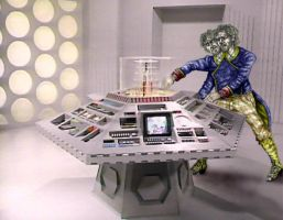 Zaphod in the TARDIS by IronOutlaw56