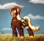 Stand Firm! by MisterMech
