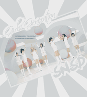 SNSD Gif animation by FallenCrown