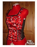 +Comission+ Corset 2005 by FaesFashions