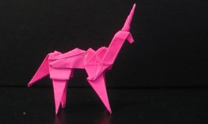Blade Runner Unicorn by random-lil-azn