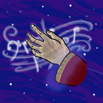 The Hand of the Magician  by CrescentMonocle