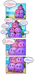 Paper Mario: The Grape Bob-ombs by Cavea