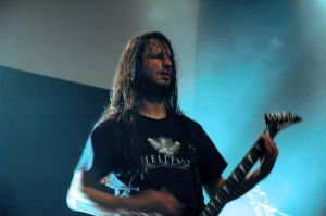 Gojira live rockstore 2009 VII by buffet-froid