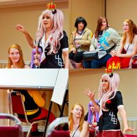 Chibi G-Anime 2014: Journalistic shots 19 by Henrickson