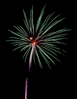 2012 Fireworks Stock 02 by AreteStock