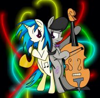 Vinyl and Octavia redo of the redo by StormyTheLoner