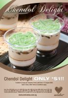 Chendol Delight Aug Ad 2009 by charz81